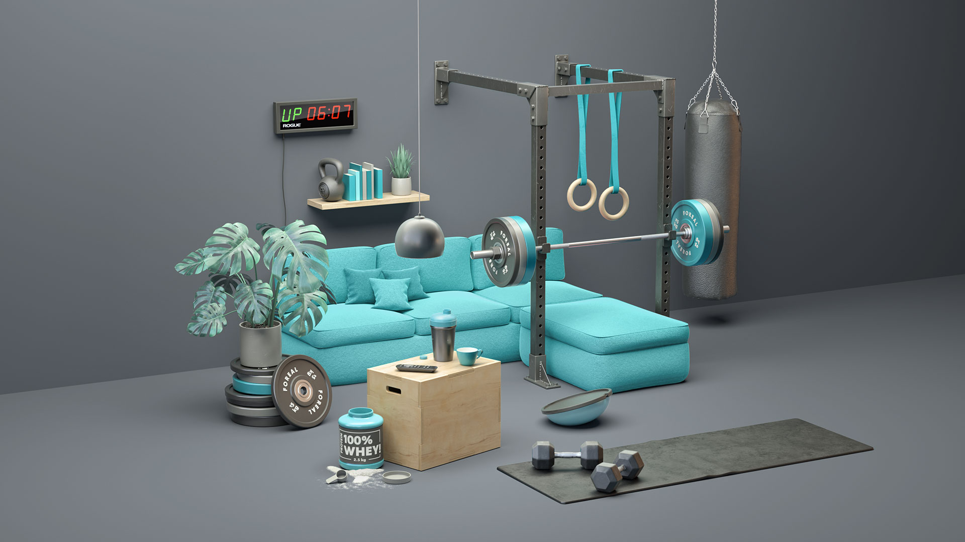 foreal_crossfit_box_living_room