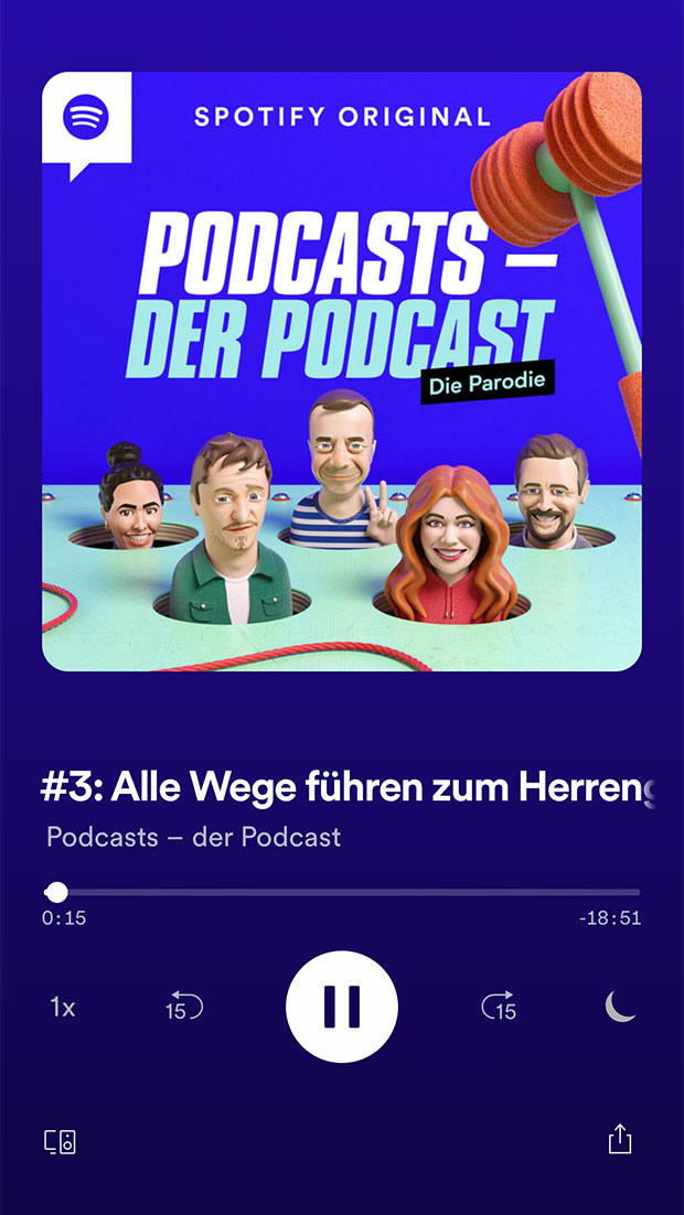 FOREAL_Spotify_Podcasts_der_Podcast_Cover_screenshot