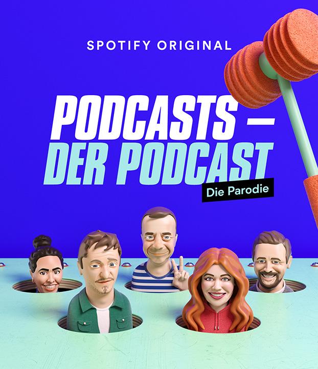 Spotify – Podcasts der Podcast